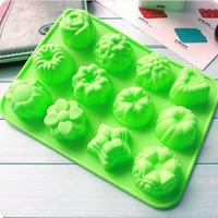 moldes de silicone para pasta americana