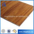 interior e exterior de teca decorativa de panel de madera