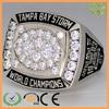 Top quality fashion football championship rings