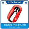 Solas approved auto life jacket, military life jacket, belt life jacket