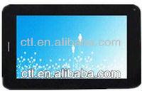 2g phone call function allwinner A13 Cortex A9 800*480 wallpaper tablet pc 7 inch mid