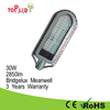 bridgelux chip 40 watts led street light