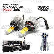 opel corsa headlight