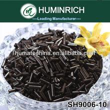Huminrich Shenyang Leonardite Slow Release Humic Acid 70% Organic Granular Fertilizer For Golf Course
