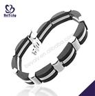 costume jewelry wholesale stainless steel bracelet negative ion