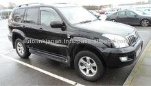 2009-Toyota Land Cruiser 3.0 D-4D (Black)