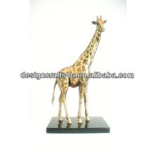 Popular Item For Giraffe Statue Home Decoration