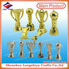 214 Customized 3D metal medal silver gold trophy keyring maker in China