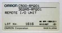 Omron PLC C500-RM201,
