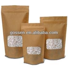 kraft paper bag for milk powder/whey protein/flour/rice