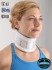 medical orthopedic cervical vertebra foam padding collar
