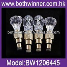 Skull design light electric bike battery BW252