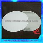 round standard cake boards