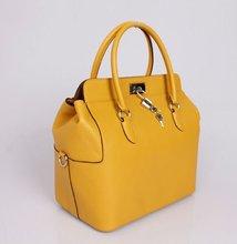 Hot!!! fashion lady brand name handbags leather handbag+