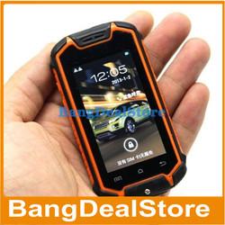 Quad Band 2.4Inch 128M RAM 256M ROM 750mAh MTK6572 Dual Core Dual SIM GSM Android4.0 Z18 Cheap Mini Mobile Phone