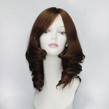Wig for lady beautyful 100% virgin hair of Vietnam hair