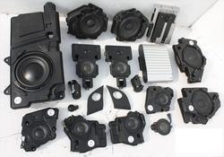 BANG&OLUFSEN High END Car Audio Speakers System + Amp Loudspeaker Sub Speaker