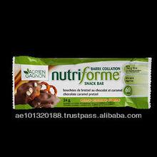Nutriforme Healthy Snacks Chocolate Caramel Pretzel