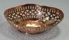 Solid Copper bowl copper fruit bowl