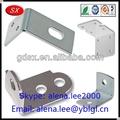 Iso / SGS passou de aço inoxidável L prateleira L suporte suporte / personalizado / OEM L forma suporte