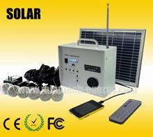 Solar radio receiver