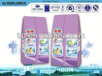 lemon fresh 12% LAS OEM/ODM soap washing products list of laundry detergent brands D2