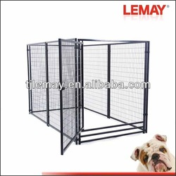 5x10x6ft Large outdoor metal welded wire mesh panel animal cage