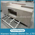 G682 Golden Sand Granite Outdoor Kitchen Countertop Material