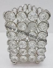 crystal votive Antique