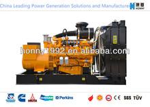 250kVA Double Fuel Generators with Diesel Fuel, Nature Gas