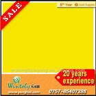 PANTONE 605C yellow powder coatings