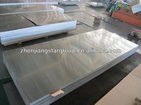 anodized polished aluminum