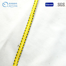 2014 New design garment use widely applied thin flat hollow rope