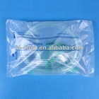 PE bag medical portable disposable oxygen mask