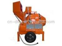 JZR Diesel hydraulic pump concrete mixer