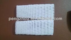 Plastic Elastic fresh apple fruit styrofoam packaging