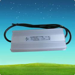 0.98PFC 90% EFF IP67 36v led drive 300w