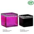 venda quente colorido querosene de vidro da lâmpada de óleo