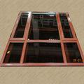 Tamaño estándar ventana abatible