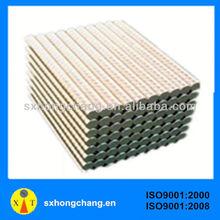 small neodymium cylinder magnet manufacturer