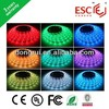 long-lasting 7 lighting colored led strip light 12V SMD5050 CE driver