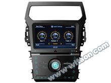 WITSON DVD FOR DIGITAL AIR VERSION FORD EXPLORER 2012 A8 Chipset Dual Chipset,3G modem / wifi/ DVR (Option)