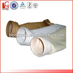 Durable white 5 micron filter mesh bag