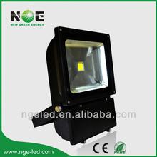 Ip65 90lm / w PF > 0.95 cob CE RoHS UL TUV 100 Вт из светодиодов прожектор производство