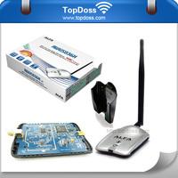2000mW High power gsky usb wireless wifi adapter with antenna