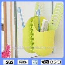 Silicone Wall mounted Bathroom storage box,Bathroom accessories