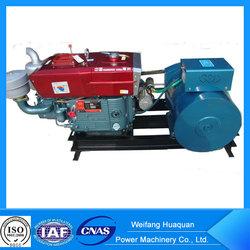 Factory Discount! one cylinder engine 10KVA diesel generator