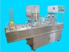 2-Ling Jelly Filling Machine/Jelly Filling Machine/Gelatin Dessert Filling Machine