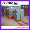 OEM car type furnace,horizontal vacuum chamber