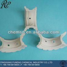 Ceramic Super Intalox Saddles, Endurance Packing